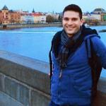Andreas a successful IELTS student